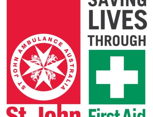 'Project Resilience' – St John Ambulance Information Session